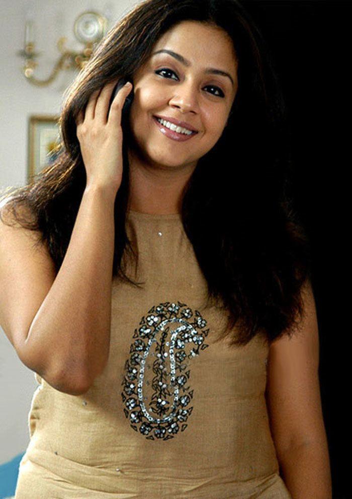 Jyothika Jyothika Suriya Beautiful at 33
