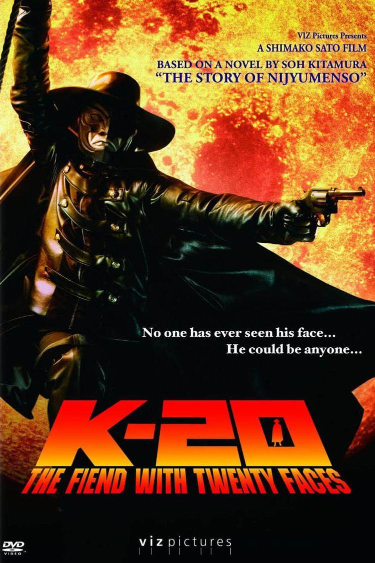 K-20: Legend of the Mask wwwgstaticcomtvthumbdvdboxart3586427p358642