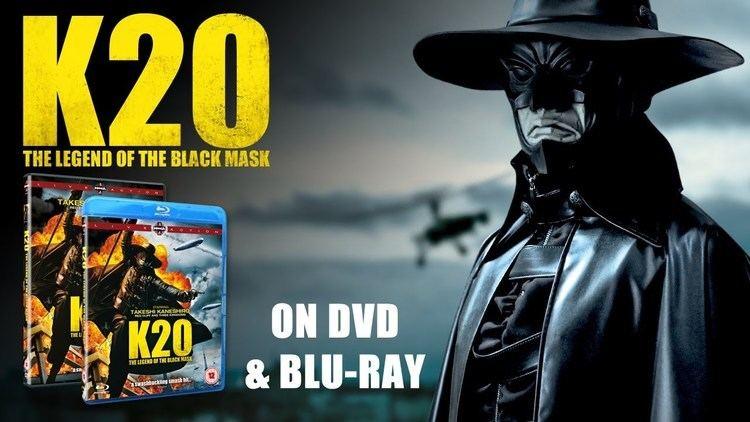 K-20: Legend of the Mask K 20 The Legend Of The Black Mask Trailer YouTube