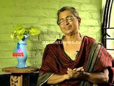 K. Ajitha K Ajitha and her lifeYathra 18th July 2014