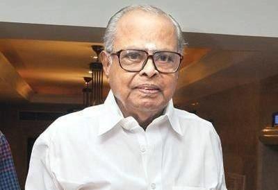 K. Balachander Kailasam K Balachanders son passes away Tamil News Times of India