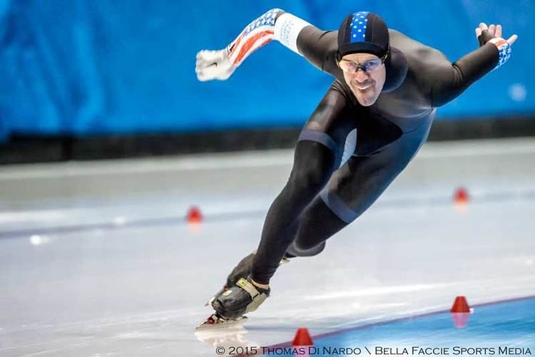 K. C. Boutiette Thinking Outside the Box An Interview with Olympic Speedskater KC