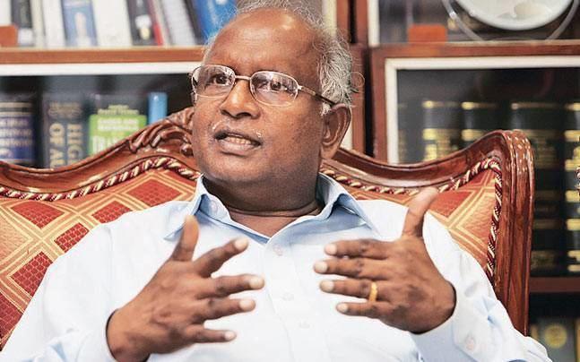 K. G. Balakrishnan Former CJI Balakrishnan gets clean chit in DA case Mail Today