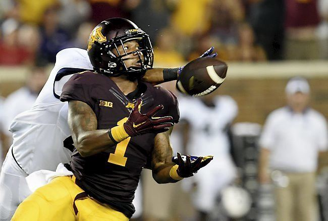 K. J. Maye Gophers39 KJ Maye move to New York Giants has serendipity