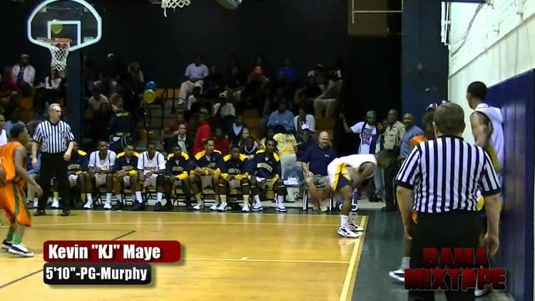 K. J. Maye Kevin quotKJquot Maye Goes From QB To Center With This Save YouTube