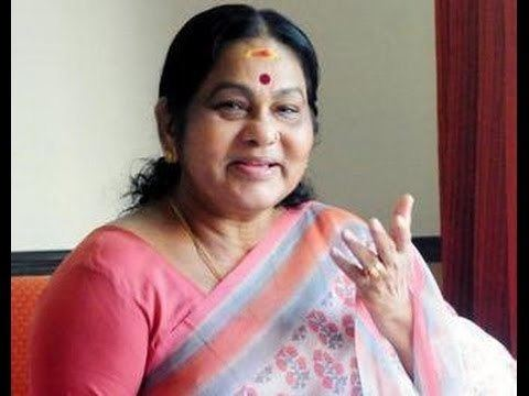 K. P. A. C. Lalitha KPAC Lalitha with Daughter amp Family YouTube