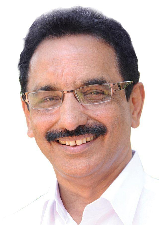 K. P. Mohanan K P Mohanan Kuthuparamba UDF Candidate Kerala Assembly Elections