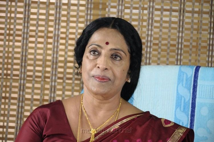 K. R. Vijaya Picture 519679 Actress KR Vijaya in Nilaavil Mazhai