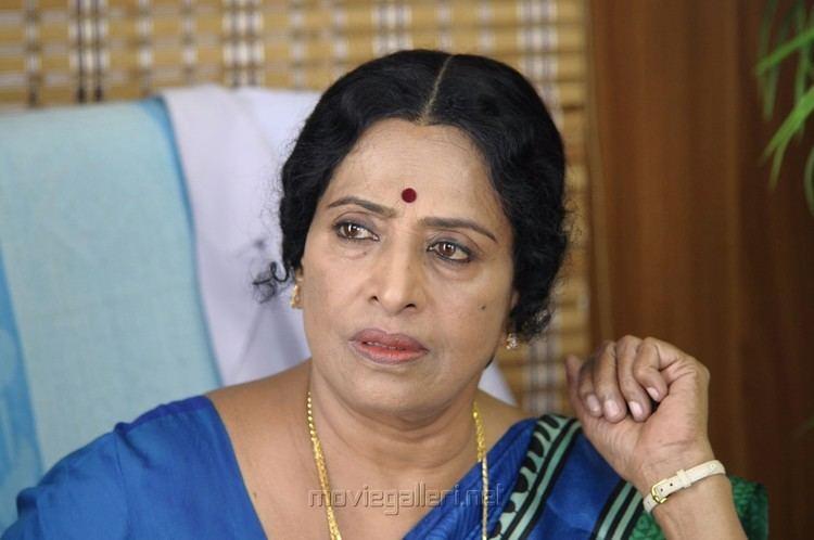 K. R. Vijaya Picture 519680 Actress KR Vijaya in Nilavil Mazhai Movie Stills