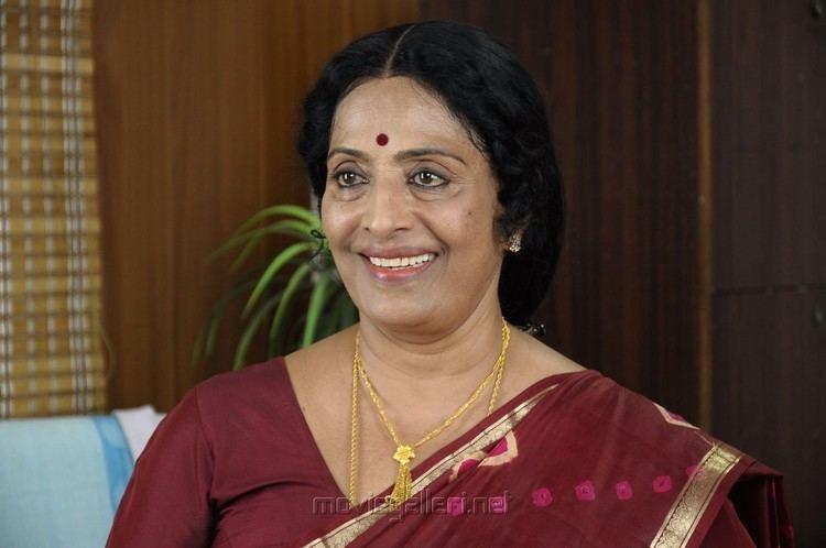 K. R. Vijaya Picture 519683 Actress KR Vijaya in Nilavil Mazhai Movie