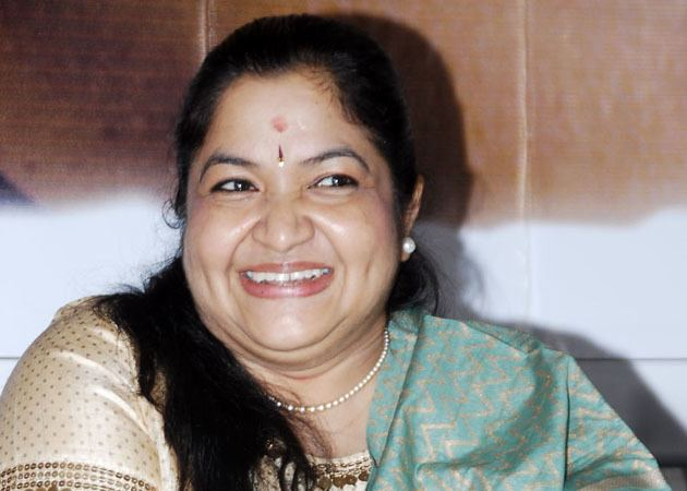 K. S. Chithra K S Chithra launches trust to help poor singers NDTV Movies