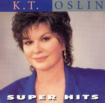 K. T. Oslin Super Hits KT Oslin Songs Reviews Credits AllMusic