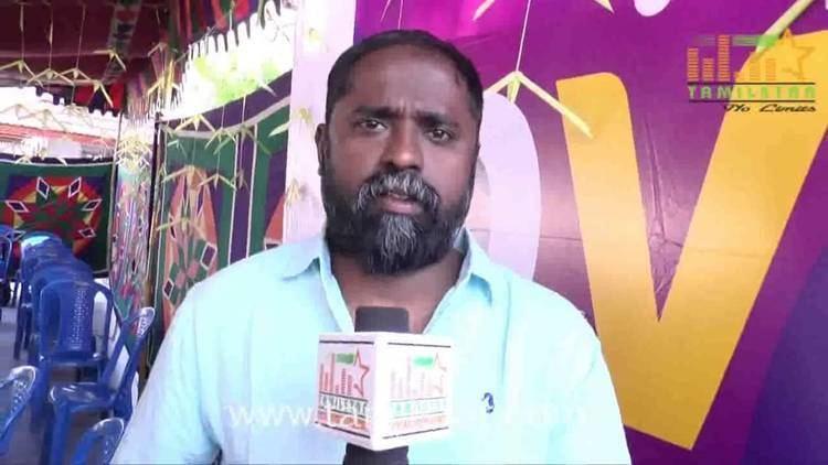 K. V. Guhan K V Guhan at Production No 11 Movie Launch YouTube