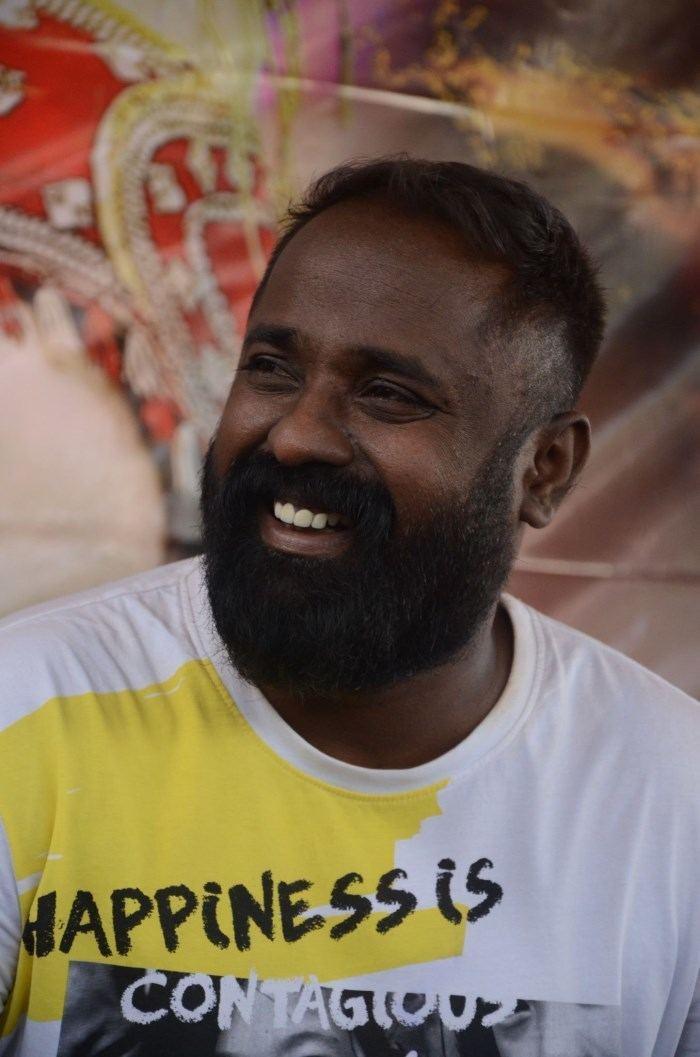 K. V. Guhan Picture 1052854 Cinematographer KV Guhan Thikka Movie On The