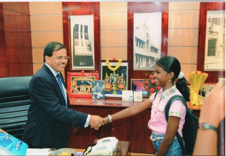 K. Visalini 12 Years old Girl Conducted 2 hours Seminars for the IT