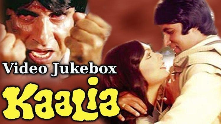 Kaalia HD Songs Collection Amitabh Bachchan Amjad Khan