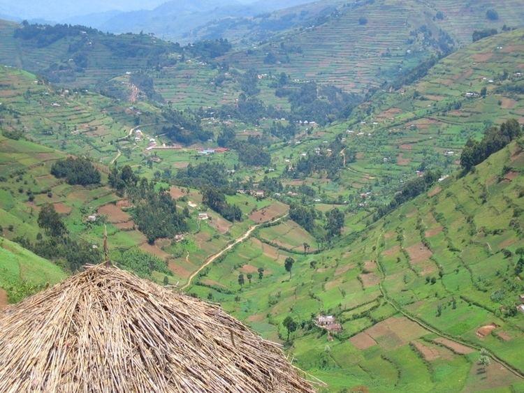 Kabale Beautiful Landscapes of Kabale