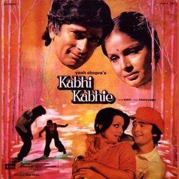 Kabhi Kabhie 1976 Khayyam Listen to Kabhi Kabhie songsmusic