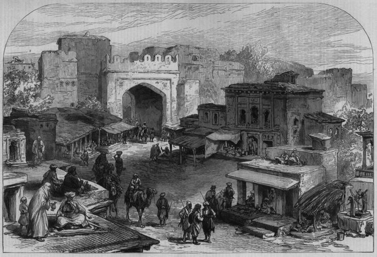 Kabul in the past, History of Kabul