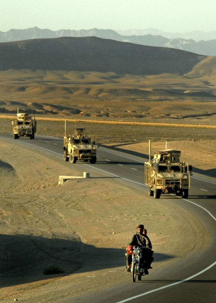 Kabul–Kandahar Highway