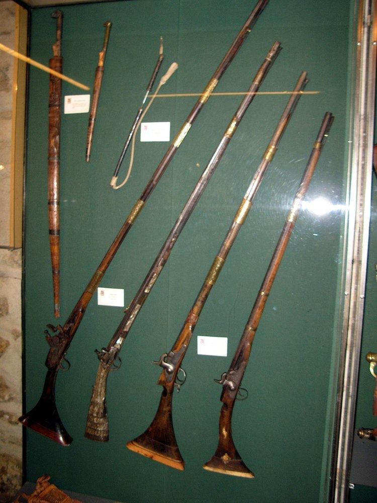 Kabyle musket