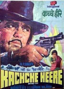 Kachche Heere movie poster