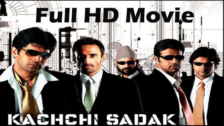 KACHCHI SADAK HD Full Length Movie Madhoo Rahul Dev Amrish Puri