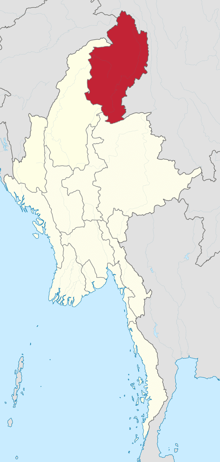 Kachin State Wikipedia