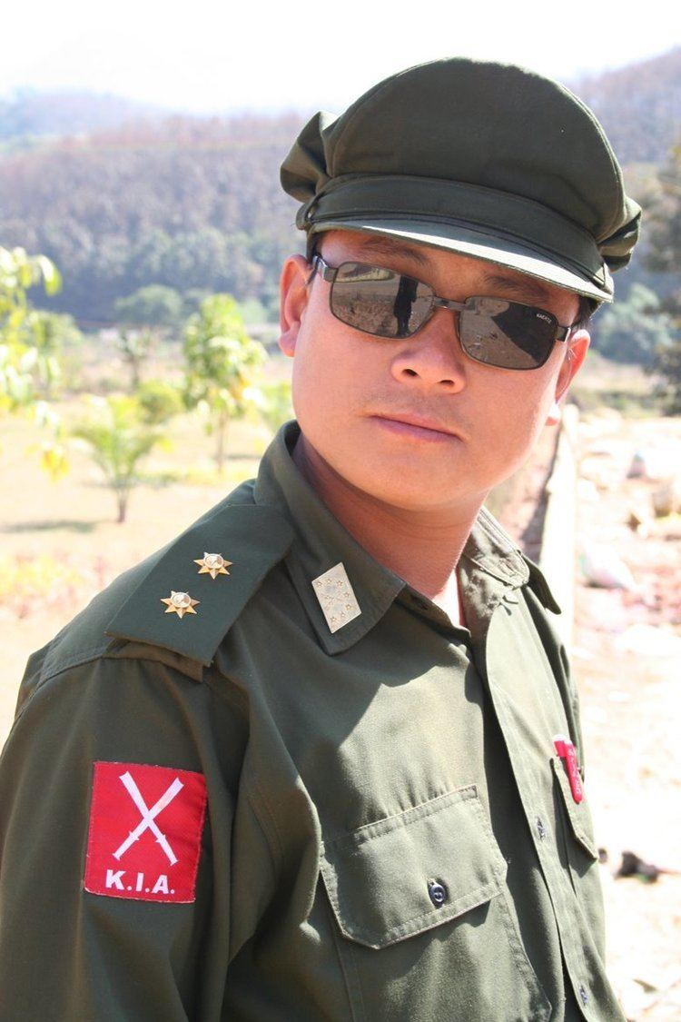 Kachin State in the past, History of Kachin State