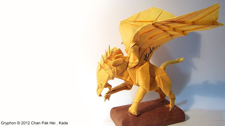 Kade Chan 1000 Images About Origami Design On Pinterest