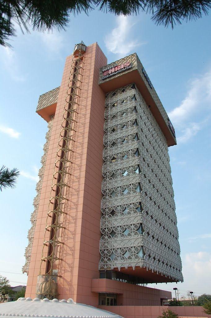 Kaden Tower Mapionet