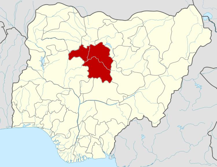 Kaduna in the past, History of Kaduna