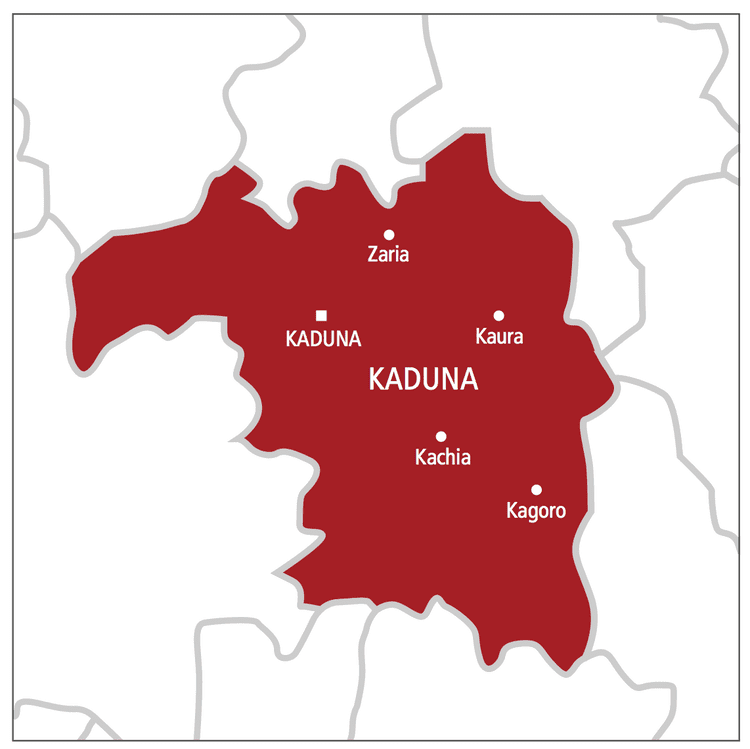 Kaduna State in the past, History of Kaduna State