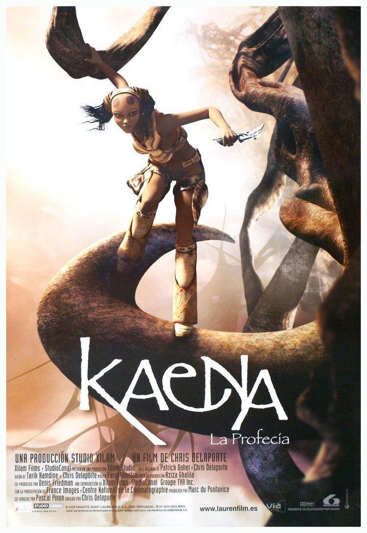Kaena: The Prophecy Kaena The Prophecy Movie Poster 2 of 3 IMP Awards