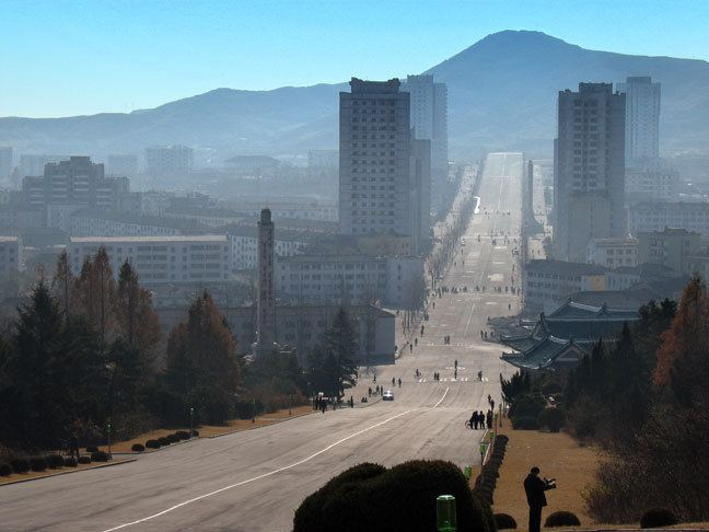 Kaesong in the past, History of Kaesong