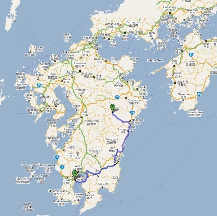 Kagoshima in the past, History of Kagoshima