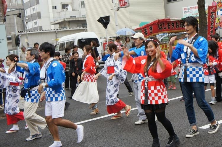 Kagoshima Festival of Kagoshima