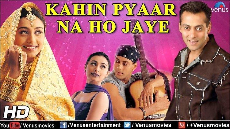 Kahin Pyaar Na Ho Jaye Hindi Full Movies Salman Khan Full Movies