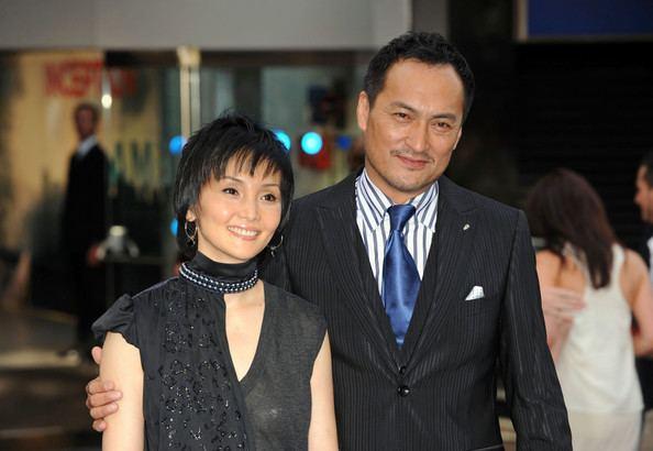 Kaho Minami Ken Watanabe and Kaho Minami Photos quotInception