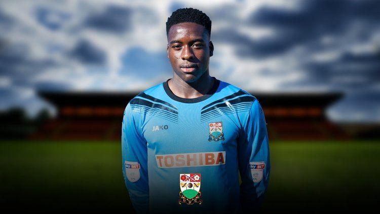 Kai McKenzie-Lyle Loan Kai McKenzieLyle joins St Ives Town News Barnet Football