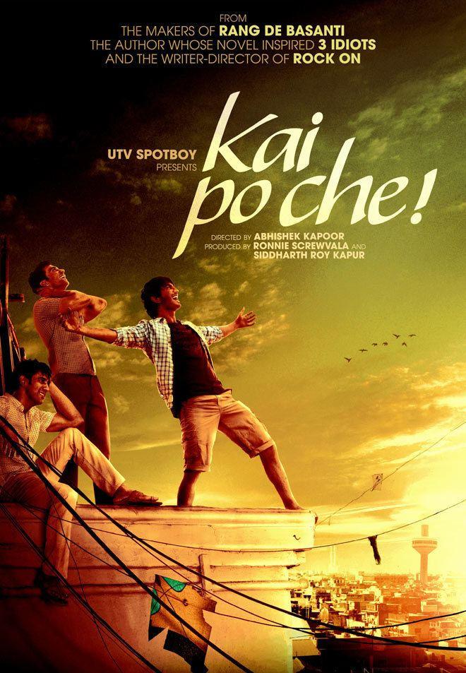 Kai Po Che! Movie review Kai Po Che Reviews News India Today