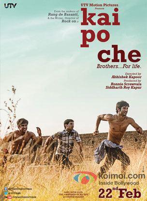 Kai Po Che! Kai Po Che Review Koimoi
