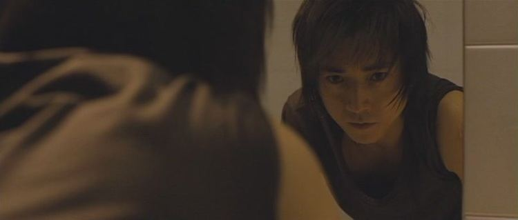 Kaiji (manga) movie scenes It doesn t really matter how much they grunge the dude up because all I m seeing throughout the film is a male model who s been dressed up in ratty clothes