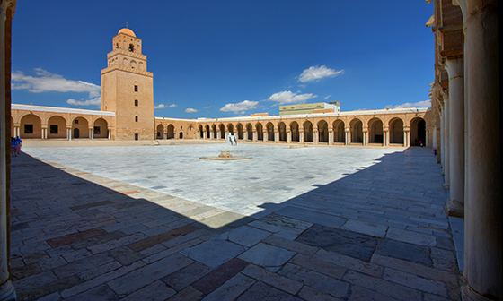 Kairouan in the past, History of Kairouan