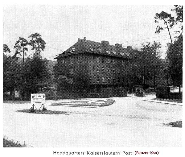 Kaiserslautern in the past, History of Kaiserslautern