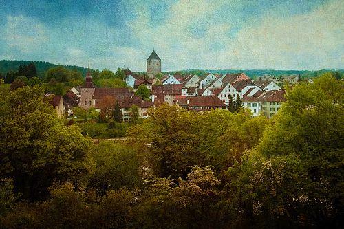 Kaiserstuhl, Aargau Beautiful Landscapes of Kaiserstuhl, Aargau