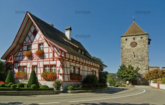 Kaiserstuhl, Aargau in the past, History of Kaiserstuhl, Aargau