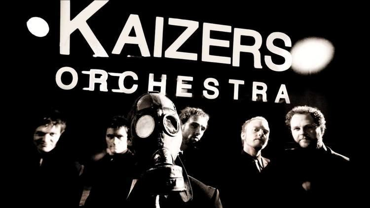 Kaizers Orchestra Kaizers Orchestra Vrt Land Det Ruver HQ YouTube