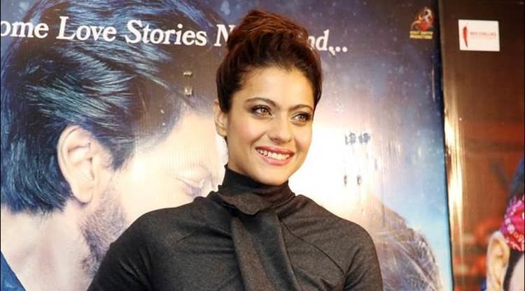Kajol My daughter Nysa wanted me to do Dilwale Kajol The Indian Express