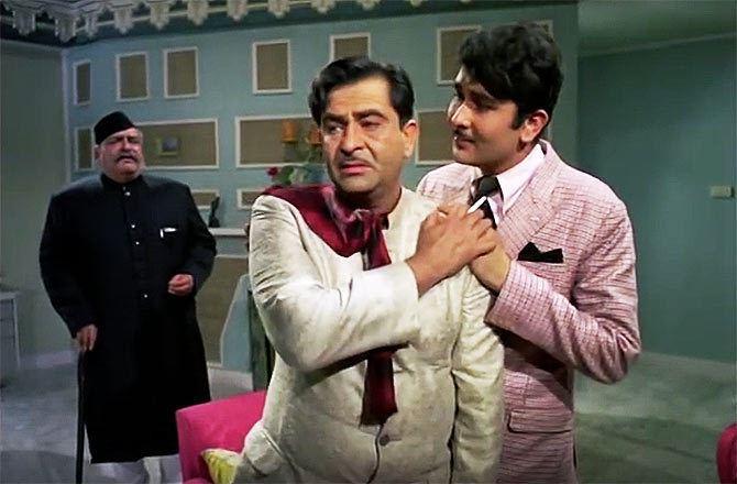 Classic revisited Three generations of Kapoors in Kal Aaj Aur Kal